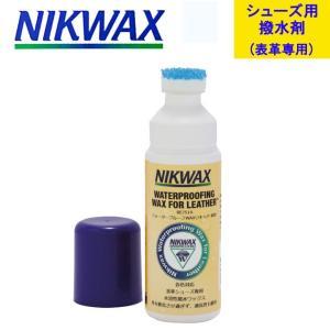NIKWAX(ニクワックス) ウォータープルーフWAXリキッド 革用 EBE751A|adachiundouguten