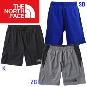 THE NORTH FACE(ノースフェイス) リアクションショーツ(メンズ) NB91782 アウトレット adachiundouguten