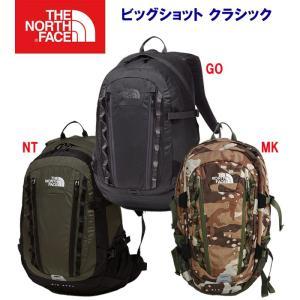 THE NORTH FACE(ノースフェイス) ビッグショット クラシック NM71861|adachiundouguten