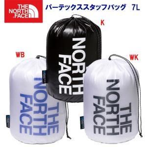 THE NORTH FACE(ノースフェイス) パーテックススタッフバッグ7L(バッグ) NM91900|adachiundouguten