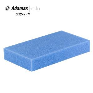 青スポンジ 車 洗車 液剤塗り込み 汚れ吸い上げ 気泡構造 スポンジ MPS MPSPlus 塗り込み|adamasocta