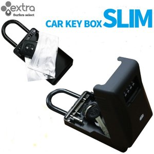 EXTRA Surfers Security Car Key Box SLIM サーフィン  キーボックス EXTRA エクストラ セキュリティー カーキーボックス  SECURITY  盗難防止