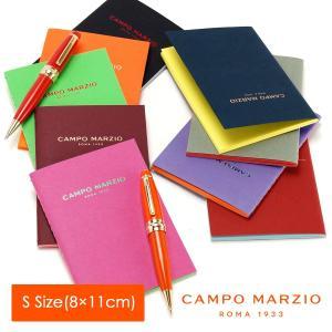 カンポマルツィオ CAMPO MARZIO ペーパーノート S (新タイプ2017) 8×11cm ...