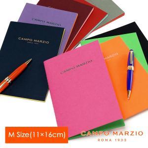 カンポマルツィオ CAMPO MARZIO ペーパーノート M (新タイプ2017) 11×16cm...