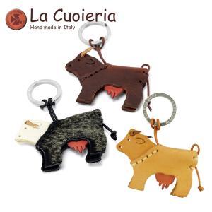 素材:全長 キーリング含む9×横7.5cm  素材:牛革 MADE IN ITALY  キュートなレ...