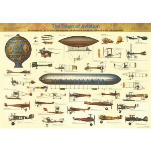 ポスター 飛行機 イタリア  I.F.I ポスター 50×70 AVIAZIONE CR097 イン...