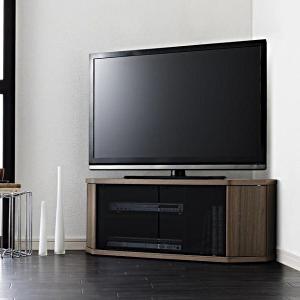 薄型 テレビ台 コーナー テレビボード venus レギュラーサイズ 薄型42型まで対応|adesso