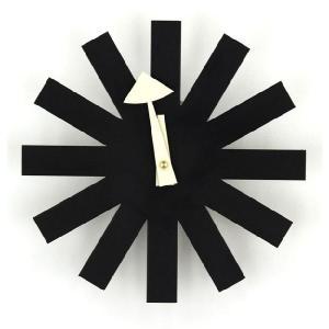 ネルソンクロック 掛け時計 おしゃれ アスタリスククロック CW07|adhoc-style
