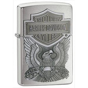 ZIPPO Harley-Davidson MADE IN USA EMBLEM 200HD.H284|adhoc