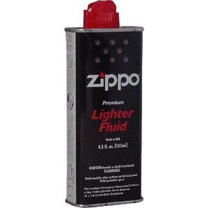 ZIPPO (ジッポー) オイル 小缶 133ml|adhoc