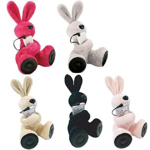 DJスピーカー ラビット Mサイズ DJ-speaker rabbit adhoc