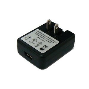 USB充電ACアダプター【メール便不可】|adhoc