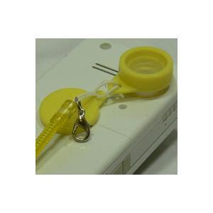 Jelly Lens ジェリーレンズ ソフトレンズ おもしろレンズ 携帯電話ストラップ|adhoc