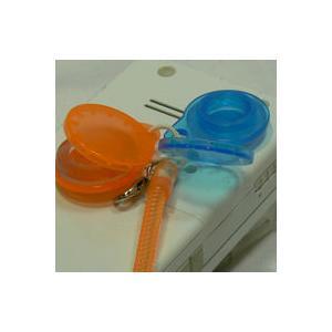 Jelly Lens ジェリーレンズ スターフレーム/レトロ調 おもしろレンズ 携帯電話ストラップ|adhoc