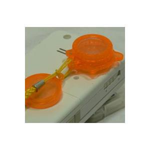 Jelly Lens ジェリーレンズ ド迫力に おもしろレンズ 携帯電話ストラップ|adhoc