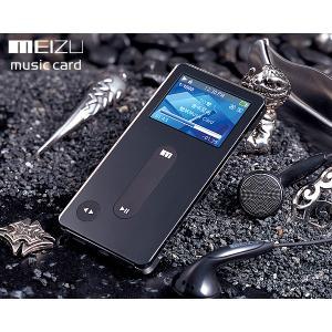 Meizu(魅族) music card 4G MP3プレーヤー M3|adhoc