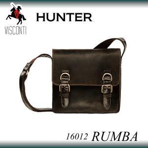RUMBA 16012/Wベルトフラップ レザーミニショルダーバッグ本革/レディース[VISCONTI]|adhoc