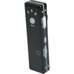 超小型インタビューレコーダー 世界最小クラスビデオレコーダー adhoc
