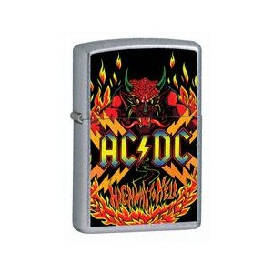 ZIPPOAC/DC Highway to Hell - 24280|adhoc