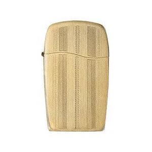 ZIPPO  Gold Tuxedo Zippo BLU Butane Gas Lighter - 30005|adhoc