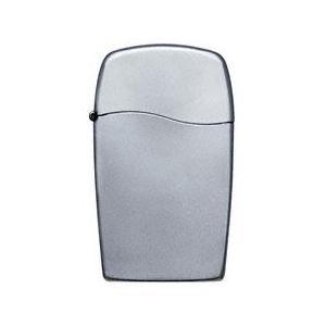 ZIPPO Dusted Chrome Zippo BLU Butane Gas Lighter - 30027|adhoc