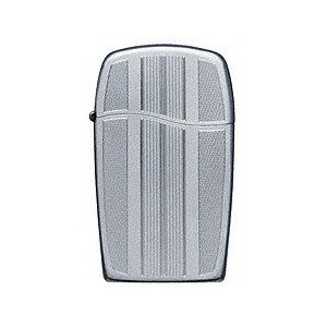 ZIPPO Chrome Tuxedo Zippo BLU Butane Gas Lighter - 30028|adhoc