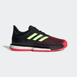 返品可 送料無料 アディダス公式 シューズ スポーツシューズ adidas ソールコート M MC|adidas