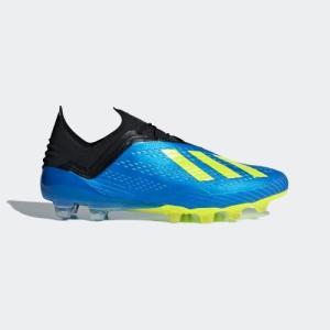 アウトレット価格 送料無料 アディダス公式 シューズ スパイク adidas エックス 18.1-ジャパン HG/AG【FIFAワールドカップTM 契約選手着用カラー】|adidas
