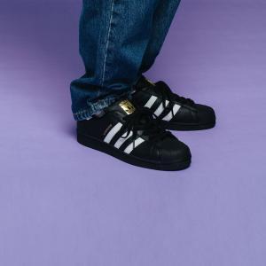 全品送料無料! 08/14 17:00〜08/22 16:59 返品可 アディダス公式 シューズ スニーカー adidas スーパースター ファウンデーション / SUPERSTAR FOUNDATION|adidas