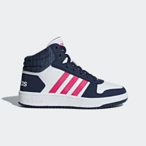 期間限定 さらに20%OFF 8/22 17:00〜8/26 16:59 アディダス公式 シューズ スポーツシューズ adidas ADIHOOPS|adidas