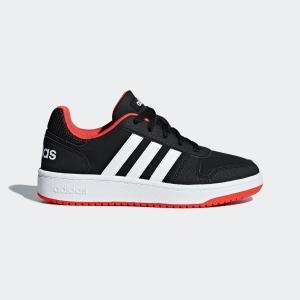 返品可 アディダス公式 シューズ スポーツシューズ adidas ADIHOOPS 2.0 K|adidas