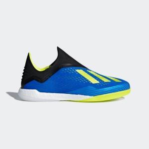 アウトレット価格 送料無料 アディダス公式 シューズ スポーツシューズ adidas エックス タンゴ 18+ IN【FIFAワールドカップTM 契約選手着用カラー】|adidas