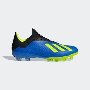 アウトレット価格 アディダス公式 シューズ スパイク adidas エックス 18.2-ジャパン HG/AG【FIFAワールドカップTM 契約選手着用カラー】|adidas