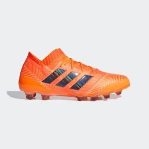 アウトレット価格 送料無料 アディダス公式 シューズ スパイク adidas ネメシス 18.1-ジャパン HG/AG【FIFAワールドカップTM 契約選手着用カラー】|adidas