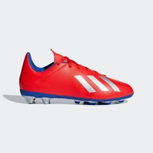 全品送料無料! 08/14 17:00〜08/22 16:59 セール価格 アディダス公式 シューズ スパイク adidas エックス 18.4 AI1 J / 硬い土用 / 人工芝用|adidas