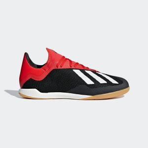 全品送料無料! 08/14 17:00〜08/22 16:59 セール価格 アディダス公式 シューズ スポーツシューズ adidas エックス 18.3 IN / フットサル用 / インドア用|adidas