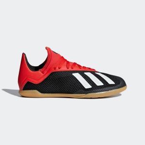 セール価格 アディダス公式 シューズ スポーツシューズ adidas エックス 18.3 IN J / フットサル用 / インドア用|adidas