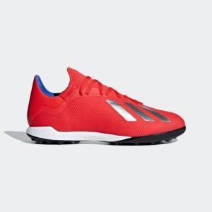 ポイント15倍 5/21 18:00〜5/24 16:59 返品可 送料無料 アディダス公式 シューズ スパイク adidas エックス 18.3 TF / フットサル用 / ターフ用|adidas