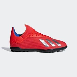 全品送料無料! 08/14 17:00〜08/22 16:59 セール価格 アディダス公式 シューズ スポーツシューズ adidas エックス 18.3 TF J / フットサル用 / ターフ用|adidas