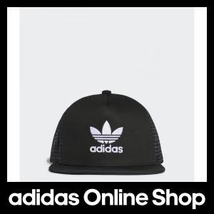 31%OFF 全品送料無料中! 6/18 18:00〜6/25 17:59 アディダス公式 キャップ・帽子 adidas TREFOIL TRUCKER CAP...