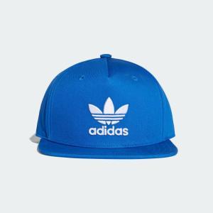 全品ポイント15倍 2/21 17:00〜2/22 16:59 セール価格 アディダス公式 アクセサリー 帽子 adidas オリジナルス キャップ/帽子[AC TREFOIL FLAT CAP]
