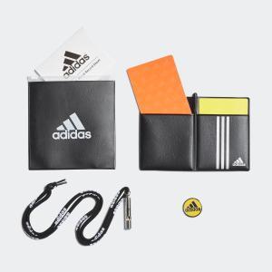 返品可 アディダス公式 アクセサリー その他アクセサリー adidas レフェリー スターター セット adidas