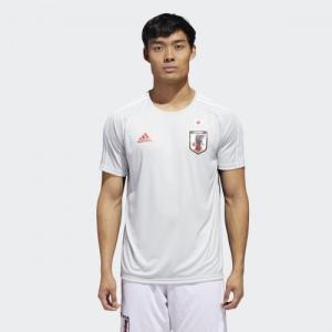 全品ポイント15倍 07/19 17:00〜07/22 16:59 セール価格 アディダス公式 ウェア トップス adidas サッカー日本代表 アウェイレプリカTシャツ|adidas