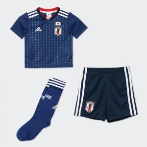 アディダス 81 KIDSサッカー日本代表 ホームミ ADJ-DTQ69-BR3631の商品画像|ナビ