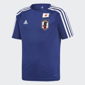 全品送料無料! 6/21 17:00〜6/27 16:59 セール価格 アディダス公式 ウェア トップス adidas (子供用) サッカー日本代表 ホームレプリカTシャツ|adidas