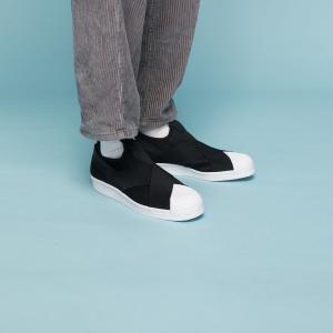 [期間限定Special Offer 8/10 13:00-8/20 6:59]セール価格 アディダス公式 ローカット adidas SS スリッポン [SlipOn]