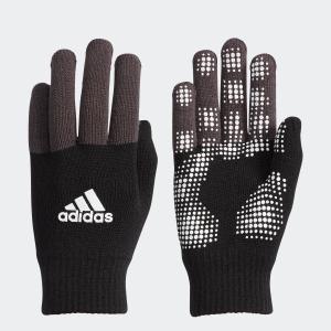ポイント15倍 5/21 18:00〜5/24 16:59 返品可 アディダス公式 アクセサリー 手袋/グローブ adidas ベーシックニットグローブ|adidas