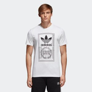 全品送料無料! 6/21 17:00〜6/27 16:59 アウトレット価格 アディダス公式 ウェア トップス adidas TONGUE LABEL 半袖Tシャツ|adidas