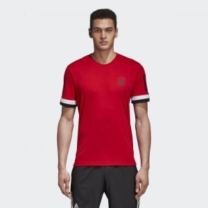 全品送料無料! 6/21 17:00〜6/27 16:59 セール価格 アディダス公式 ウェア トップス adidas MEN BASE 3STRIPE T-SHIRT 2|adidas