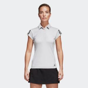 セール価格 アディダス公式 ウェア トップス adidas WOMEN BASE 3STRIPE POLO|adidas